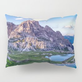 Dolomites Pillow Sham