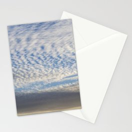 Cirrocumulus Clouds 5 Stationery Cards