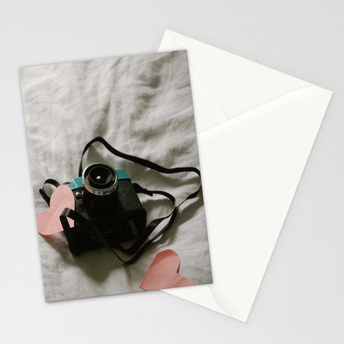 Mini Diana Stationery Cards