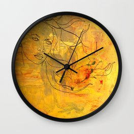 Hausos Wall Clock