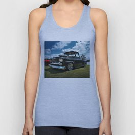 1958 Chevy Apache Pickup Unisex Tank Top