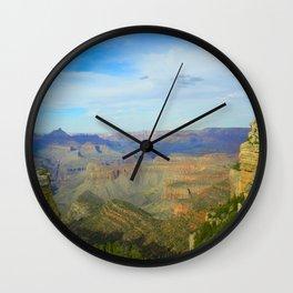 Grand Canyon Views  Wall Clock