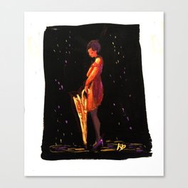 In The Mood for Love! Canvas Print