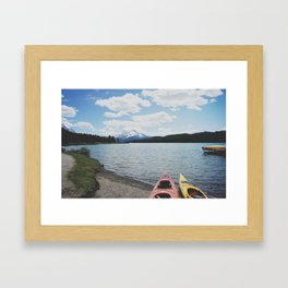 roadtrip 7.10b Framed Art Print