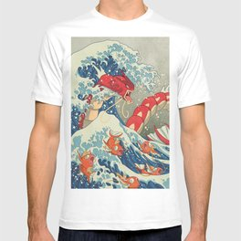 The Great Red Wave I T-shirt