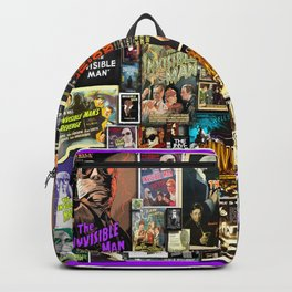 Vintage Invisible by iamjohnlogan Backpack