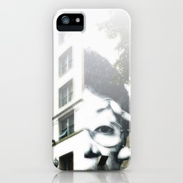 Homage to JR iPhone Case