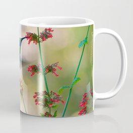 Jamaican Hummingbird Drinking Nectar (macrophotography) Coffee Mug