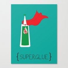 SuperGlue Canvas Print