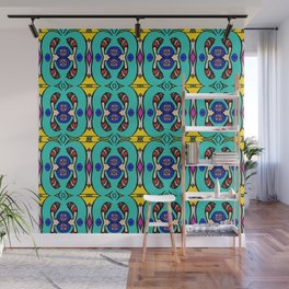 FUNCOLORPAttern Wall Mural