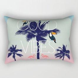 GOOD VIBe Rectangular Pillow