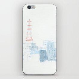 Buildings iPhone Skin