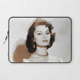 Sophia Loren, Actress Laptop Sleeve