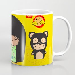 Cute Girls Coffee Mug