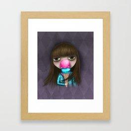 Circo Framed Art Print