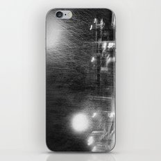 Not night for bikers iPhone & iPod Skin