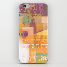 retained iPhone Skin