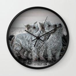 The 3 Amigos Wall Clock