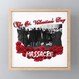 The Saint Valentine's Day Framed Mini Art Print