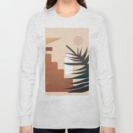 Abstract Elements 19 Long Sleeve T-shirt