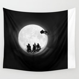 Fullpipe Wolves Wall Tapestry
