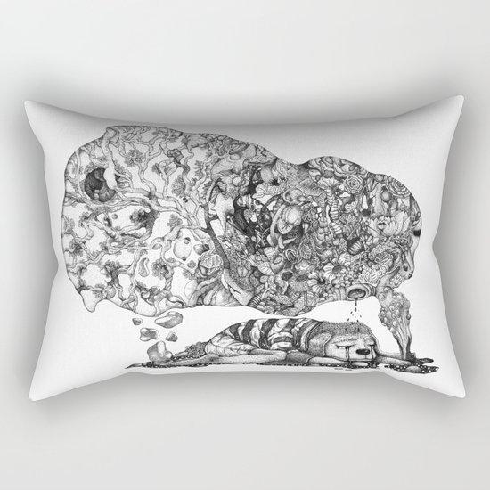 Love is a Dream Rectangular Pillow