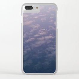 Texas Hill Country Sky - Sunrise 6 Clear iPhone Case