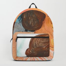 Persephone - Peach Palette  Backpack