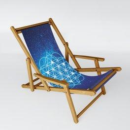 Sacred Geometry Sling Chair