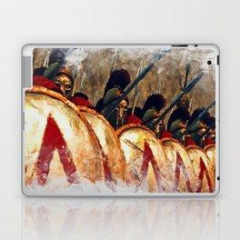 Spartan Army at War Laptop & iPad Skin