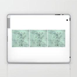 Sylvia Plath I Am Laptop & iPad Skin
