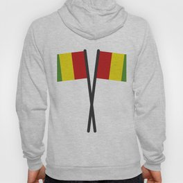 guinea flag Hoody