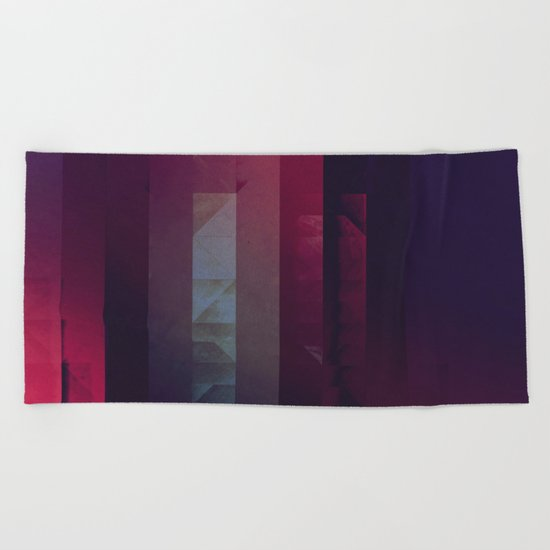 Nytewysh Beach Towel