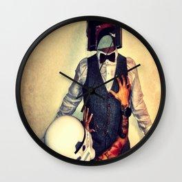 LL Cool Fett Wall Clock