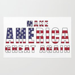 Make America Great Again Rug