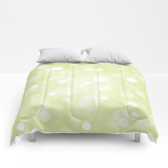 Bokeh 08 Comforters