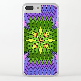 Lucy in the Sky with Diamonds Clear iPhone Case