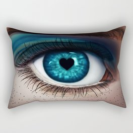fallen in love Rectangular Pillow