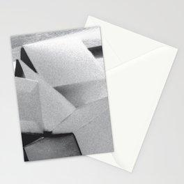 Square Matrix Stationery Cards