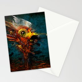 The Big Hunter Stationery Cards