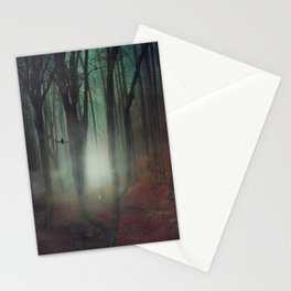 Don't lose your way Stationery Cards