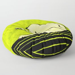 Indifference Floor Pillow