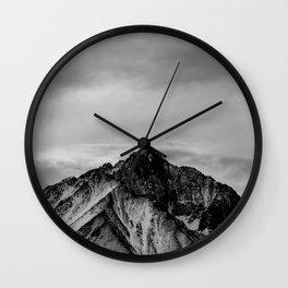 Black Mountain Wall Clock