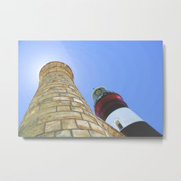 Different Perspective Metal Print