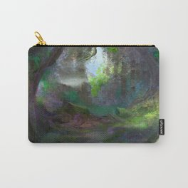 Elven Forest Carry-All Pouch