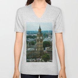 London, England 51 Unisex V-Neck