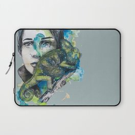 cameleon by carographic Laptop Sleeve