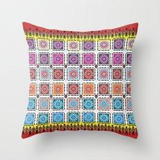 London - Kenya Throw Pillow