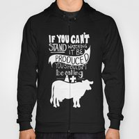 Would you EAT it if you had to KILL it? Hoody
