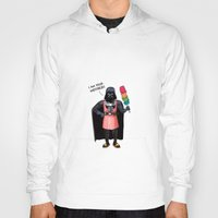 darth vader Hoodies featuring Darth Vader by Altay